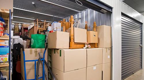 Espacios de guardado, una opción ideal para cuidar la mercadería